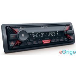 Sony DSX-A410BT mechanika nélküli autórádió (USB,AUX bemenet,Bluetooth) (DSXA410BT.EUR)