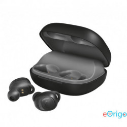 Trust Duet XP Bluetooth Wire-free mikrofonos fülhallgató fekete (23256)
