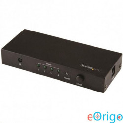 Startech.com 4-portos HDMI automatikus kapcsoló - 4K 60Hz (VS421HD20)