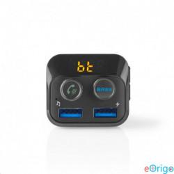 Nedis CATR120BK autós Bluetooth FM-adókészülék