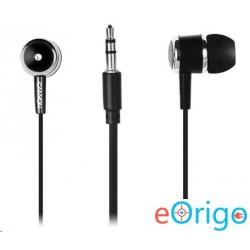 Canyon CNE-CEPM01B mikrofonos fülhallgató fekete