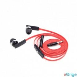 Gembird mikrofonos fülhallgató fekete/narancs