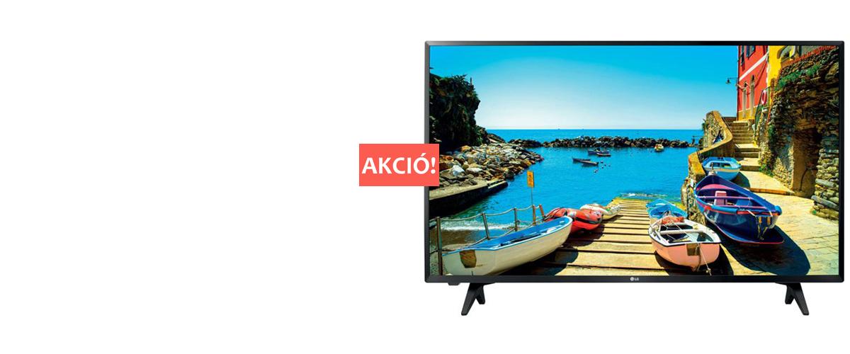 """LG 43LJ500V 43"""" Full HD LED TV"""